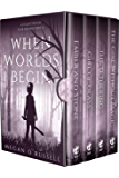 When Worlds Begin: A Collection of Four Fantasy Novels