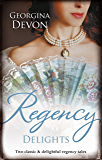 Regency Delights/The Rake's Redemption/An Unconventional Widow