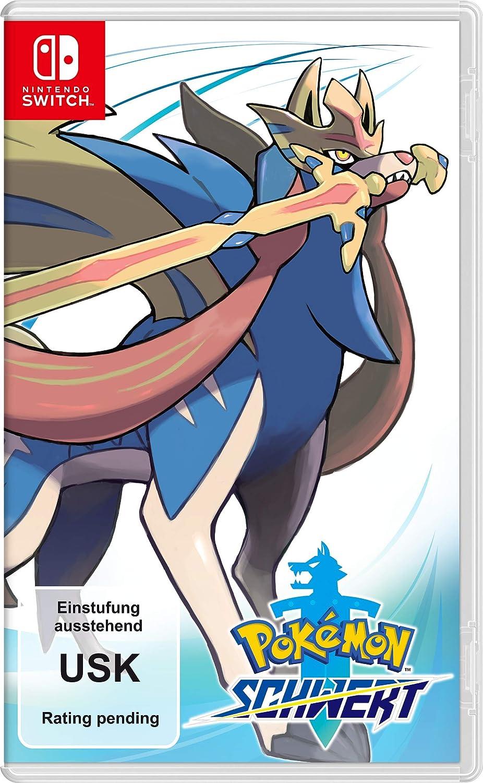Pokemon Schwert Switch Download Code Amazon De Games