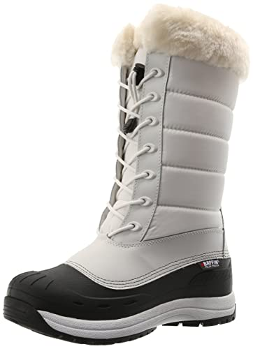 27ade6a9a9 Baffin Women's Iceland Snow Boot