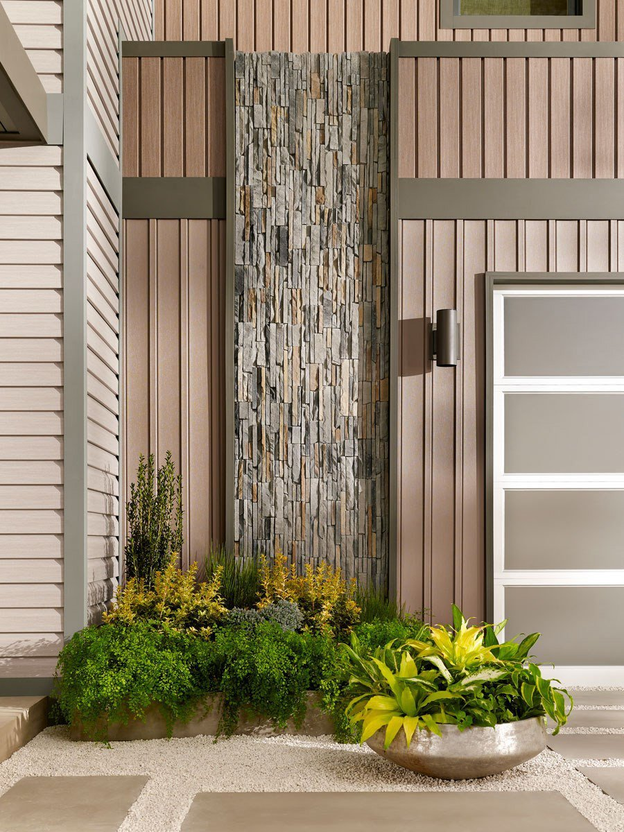 Kichler 9244AZ Indoor/Outdoor Wall 2-Light, Architectural Bronze