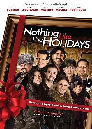 Amazon.com: Nothing Like the Holidays: John Leguizamo, Debra ...