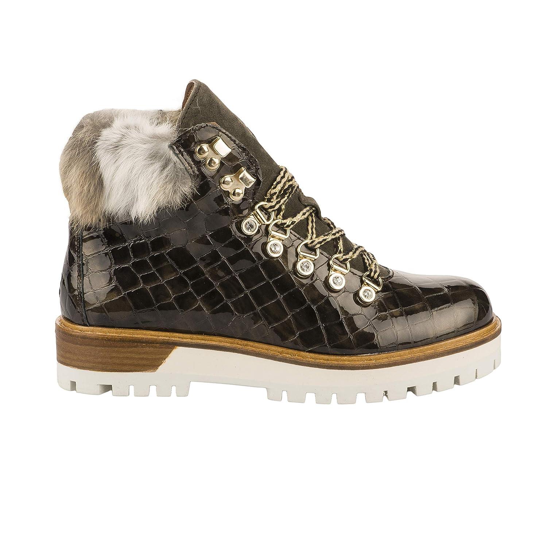 new style 63d39 7c7fc ALPE Bottines Marque, - Boots, Couleur Vert, Marque, Bottines Modã¨Le