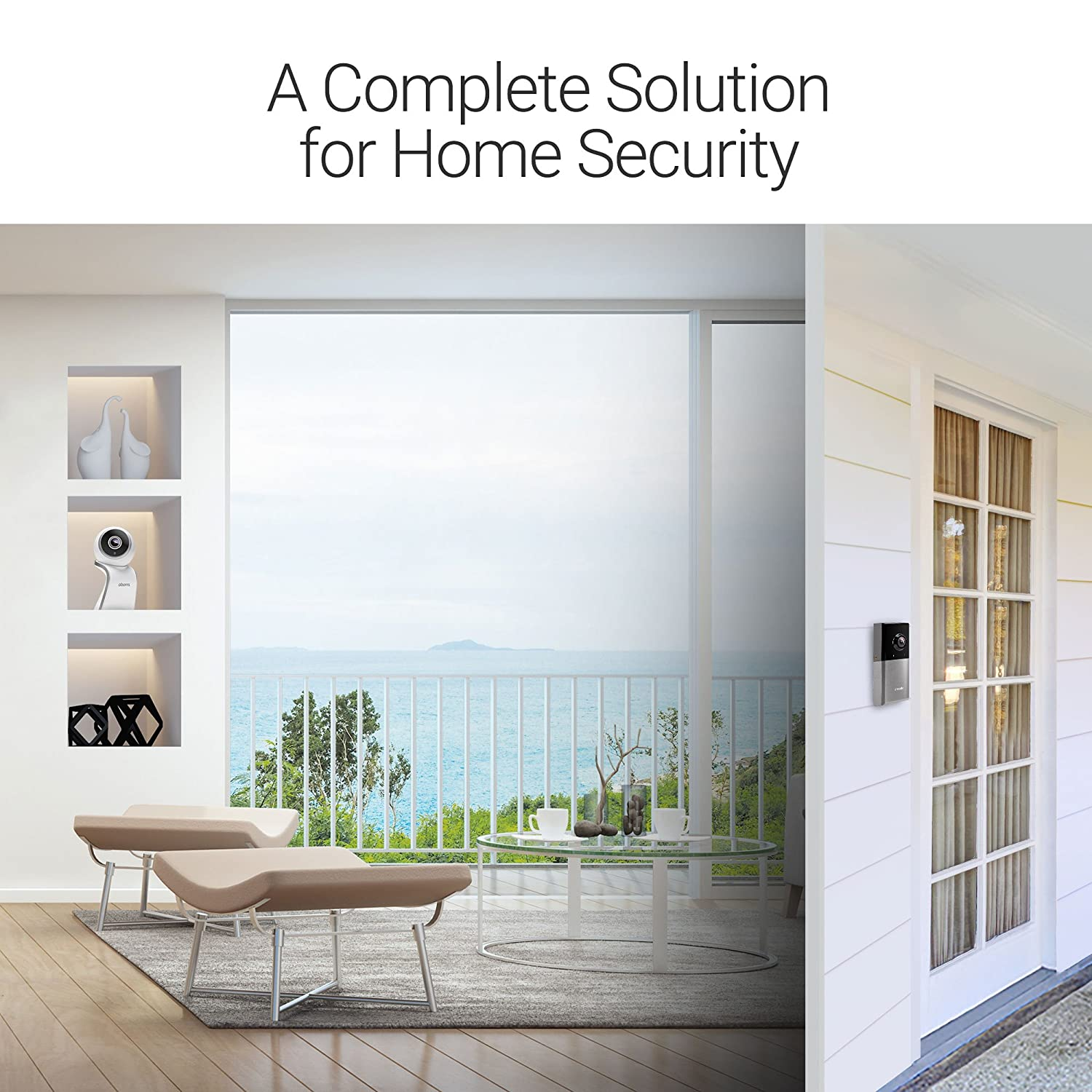 Correctly selected door eye - protection of the apartment from intruders