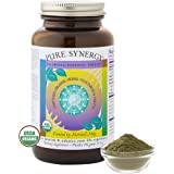 Pure Synergy The Original Organic Green Superfood Powder by The Synergy Company (5oz)