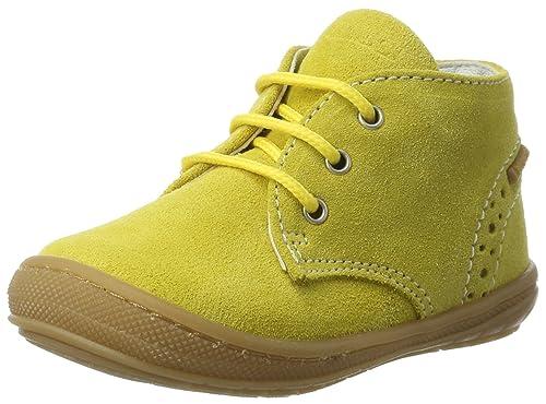 Primigi Pbd 7070, Botines de Senderismo para Bebés, Amarillo (Giallo), 21|#Baby Mädchen EU: Amazon.es: Zapatos y complementos