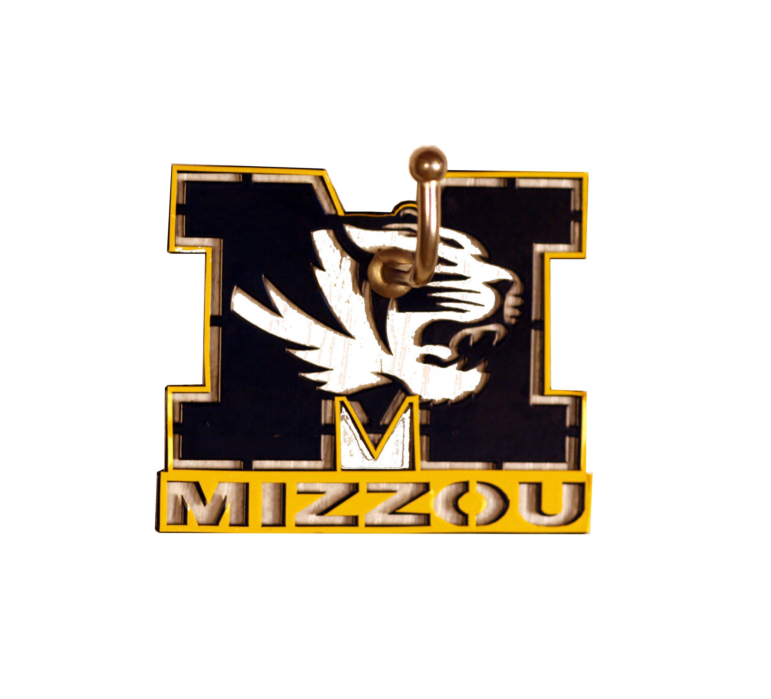 Henson Metal Works Missouri Medium Color Logo Wall Hook by Henson Metal Works (Image #1)