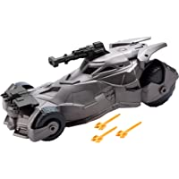 Mattel DC Justice League Mega Cannon Batmobile 6