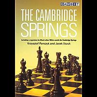 The Cambridge Springs (English Edition)