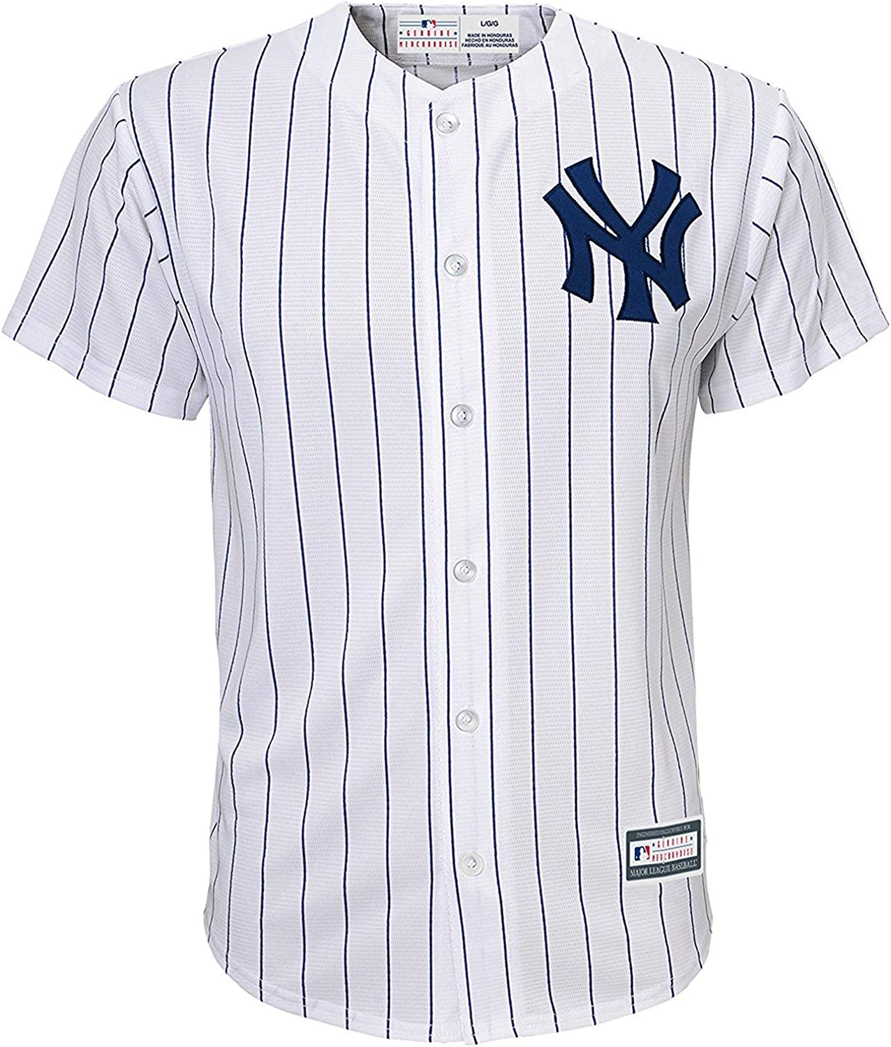 Outerstuff MLB 4-7 Kids Blank Cool Base Home Color Team Jersey