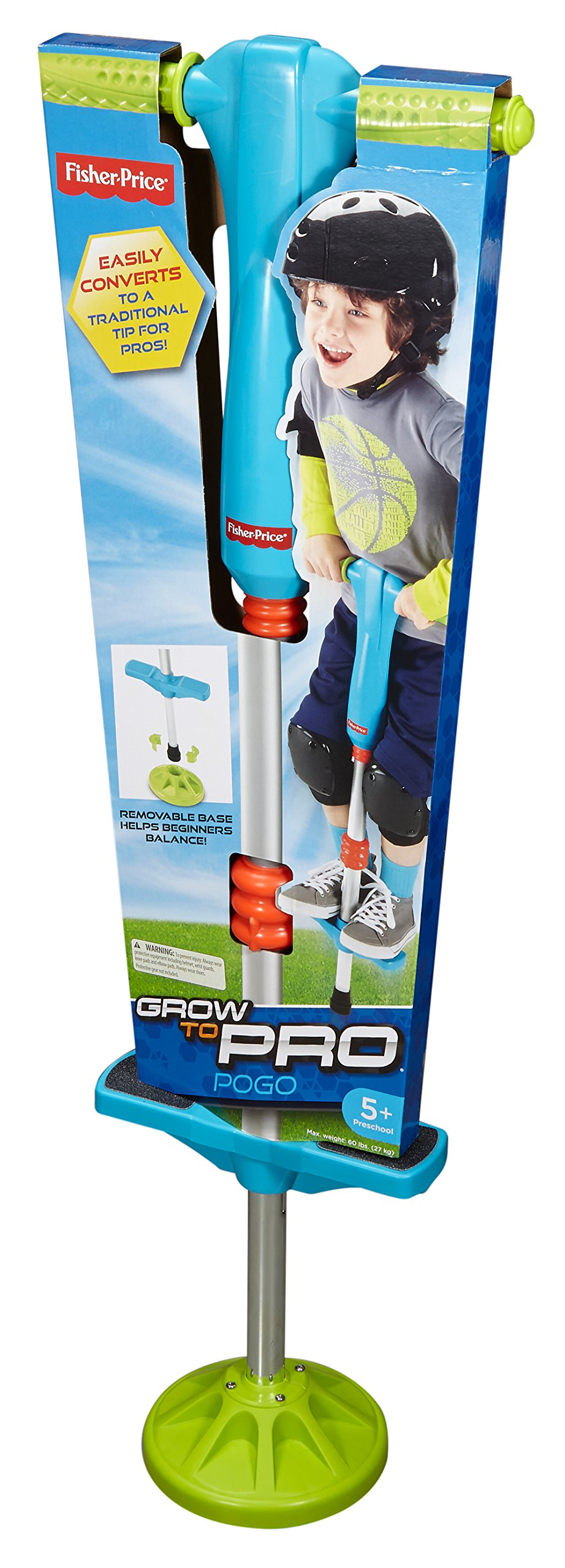 Fisher-Price Grow-to-Pro 3-in-1 Pogo by Fisher-Price (Image #12)