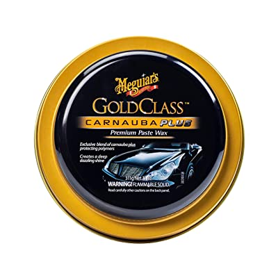 Meguiar's Gold Class Carnauba Plus Premium Paste Wax – G7014J