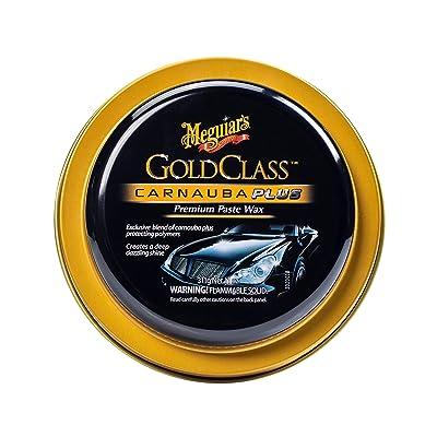 Meguiar's Gold Class Carnauba Plus Premium Paste Wax – G7014J