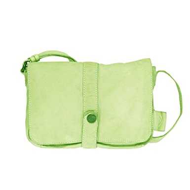 VOi Damen Umhängetasche 21072 Leder Crossover Bag elegante