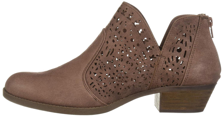 Carlos by Carlos Santana Womens Bridgett Ankle Boot Dusty Mauve 11 M US