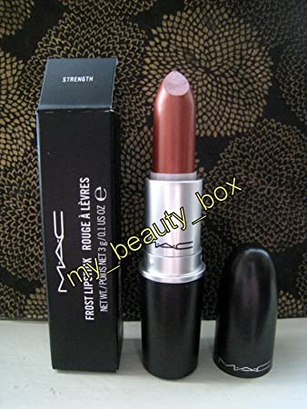 MAC Lipstick Color Strength