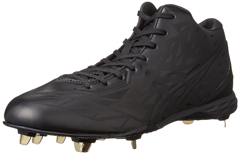 [アシックス] 野球スパイク ゴールドスピード SPEED TECH QT 5 SFST-9 B00Y87UA92 27.0 cm|ブラック/ブラック ブラック/ブラック 27.0 cm