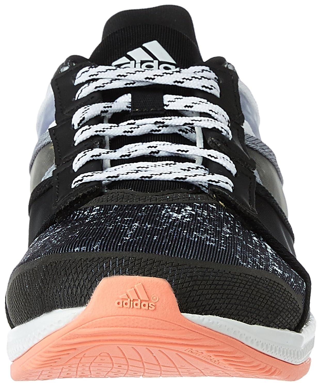 adidas Damen Gymbreaker Bounce Turnschuhe, gelb: