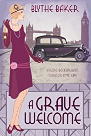 A Grave Welcome (A  Rose Beckingham Murder Mystery Book 2) (English Edition)