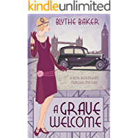 A Grave Welcome (A  Rose Beckingham Murder Mystery Book 2)