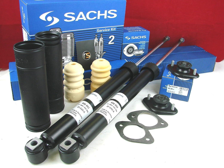 Sachs Kit Sto/à/Ÿd/ämpfer Staubschutz Domlager Set hinten 3er E36 E46 556882