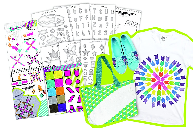 Stamp'd Textile Textile Textile Designer Kit B00SYLMAO6 | Rich-pünktliche Lieferung  c1e051