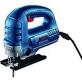 Serra Tico-Tico Bosch GST 75 E 710W 127V com 1 lâmina