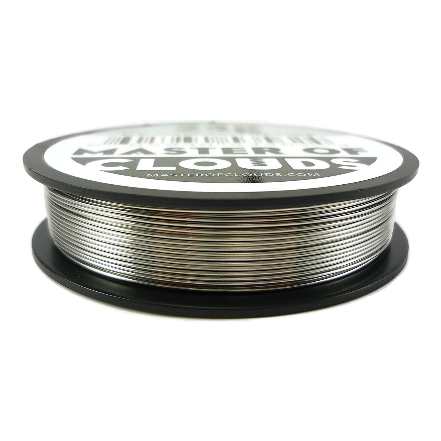 SS 316L - 100 ft. 24 Gauge AWG Stainless Steel Resistance Wire ...