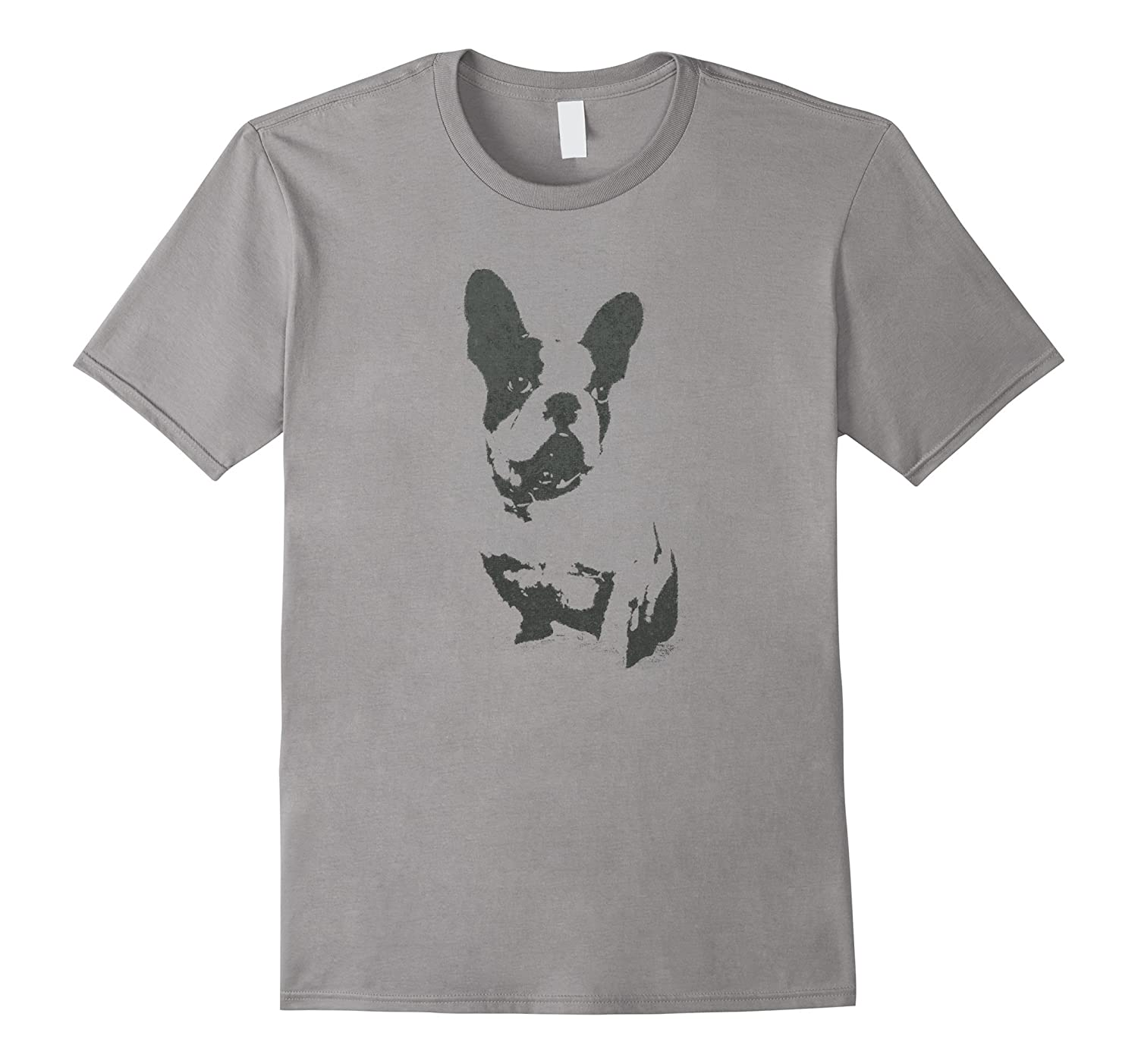 Vintage Boston Terrier Dog Shirt Made By Dogs Made Better-Vaci