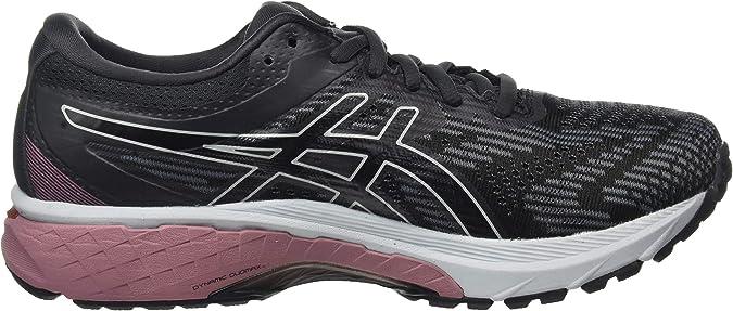asics gt 2000 8 gtx scarpe donna, graphite greypiedmont grey 2020 scarpe da corsa su strada