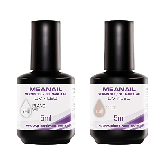 Meanail PARIS • Uñas • UV • Led • Gel de uñas • Decoracion uñas • Nail factory • Lampara uñas led , esmalte semipermanente , top coat , base coat ...