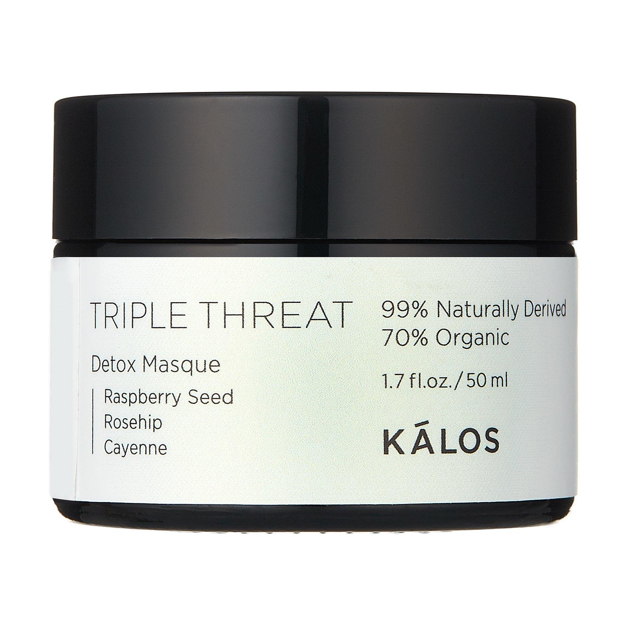 Kálos Skin   Triple Threat, Detox Masque
