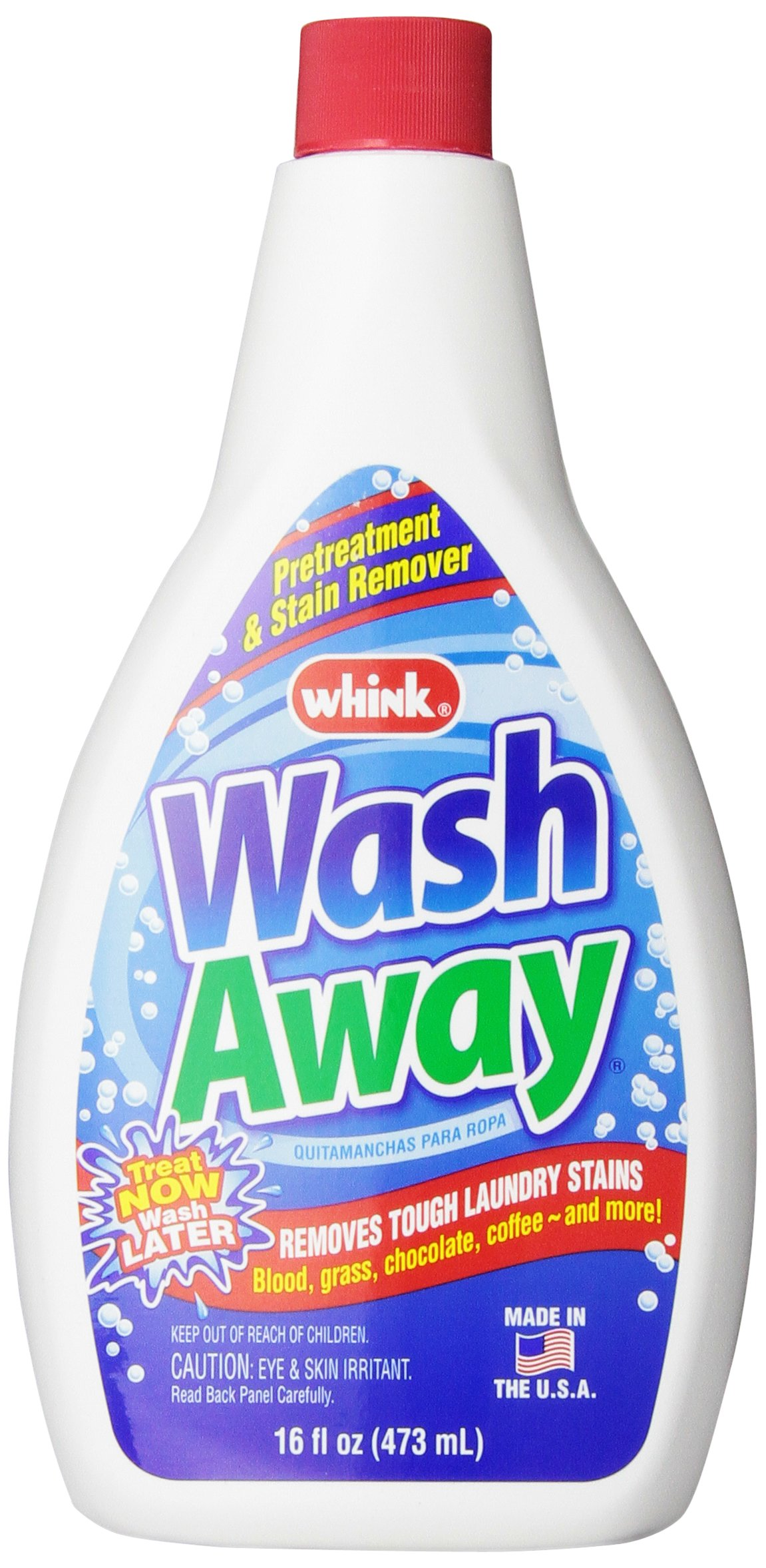 Amazon.com: Whink Wash Away Stain Remover, 16 Fl Oz: Health & Personal Care