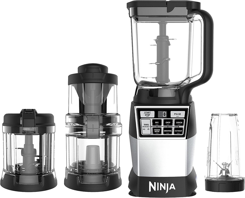 Ninja sistema de batidora y procesador de alimentos, 1200 W, base ...