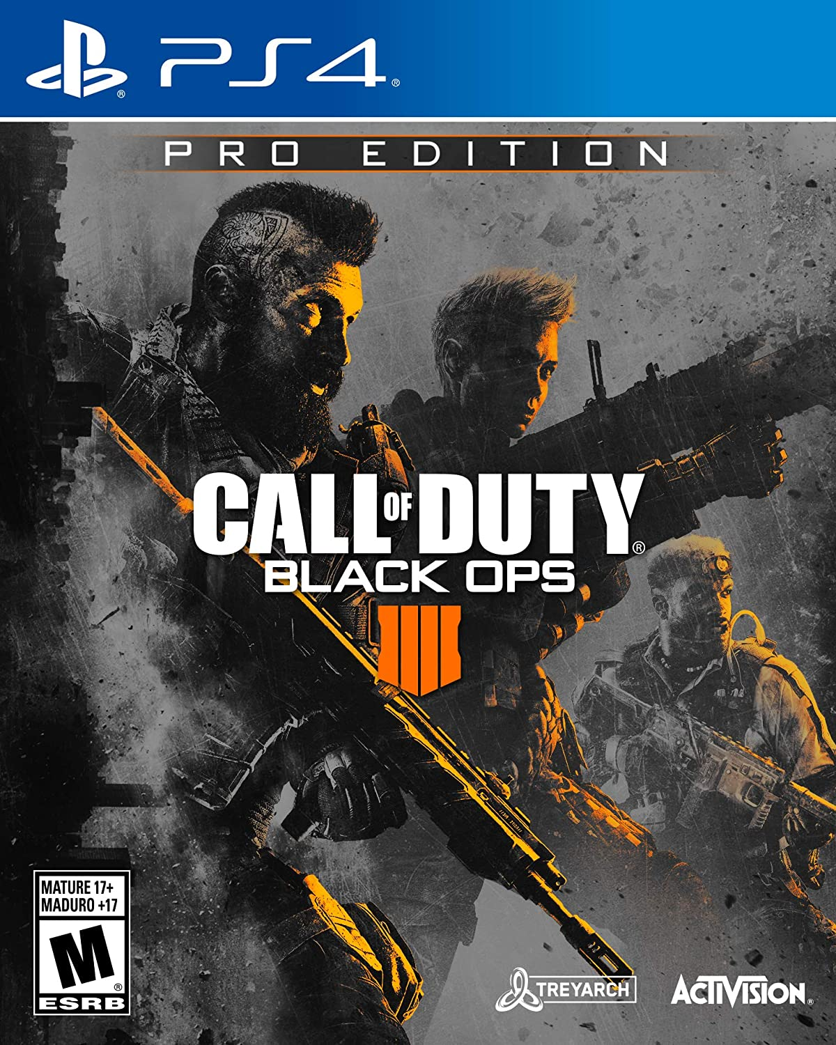 Call of Duty: Black Ops 4- Pro Edition - PlayStation 4