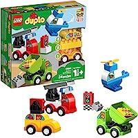 LEGO Duplo Mis Primeras Creaciones de Autos