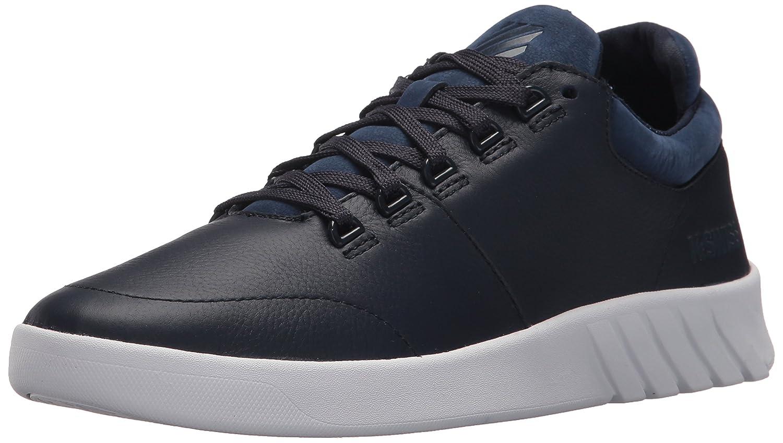 K-Swiss Women's Aero Trainer Sneaker B072LQ5SQR 11 B(M) US Navy/White