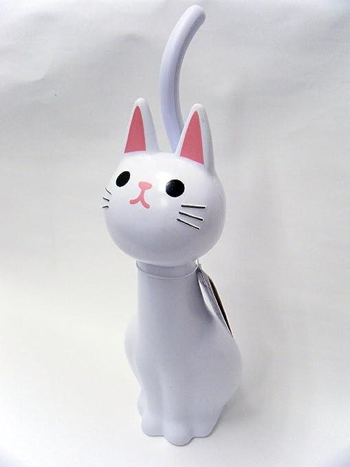 Jap?n importaci?n // El paquete y el manual est?n escritos en japon?s Aseo Negro gato escobillero