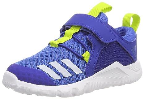 cheap for discount 4efe9 9437c adidas Rapidaflex 2.0, Scarpe da Ginnastica Basse Unisex-Bimbi, Blu (Blue