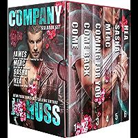 Rook and Ronin Company Box Set: Books 6-9 (JA Huss Box Set Series Order Book 2)