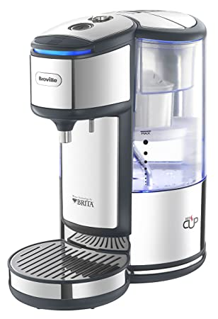 breville brita hotcup hot water dispenser with variable dispense 1 8 litre stainless steel breville brita hotcup hot water dispenser with variable dispense      rh   amazon co uk