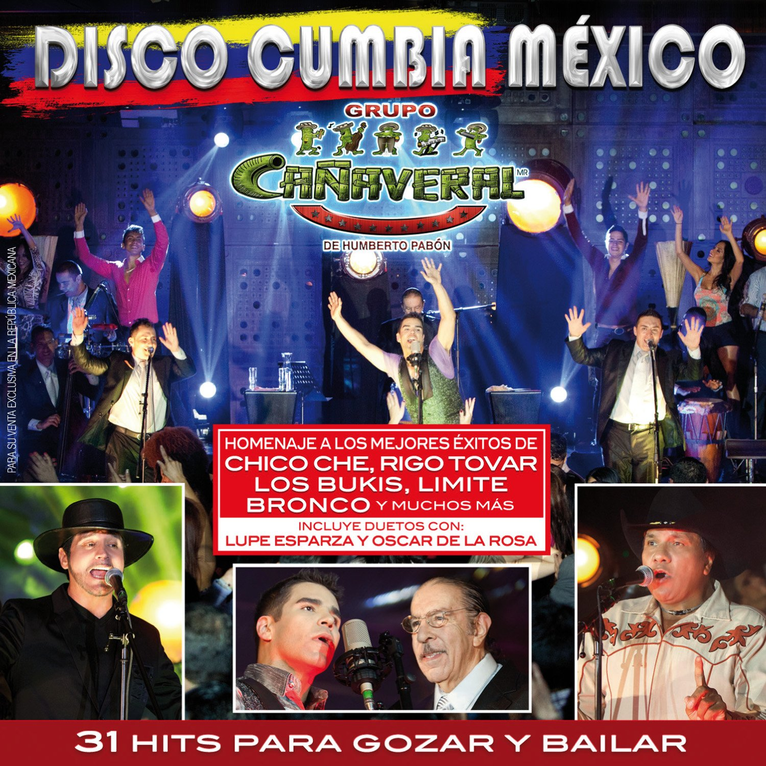 Disco Popular Finally resale start brand in the world Cumbia Mexico