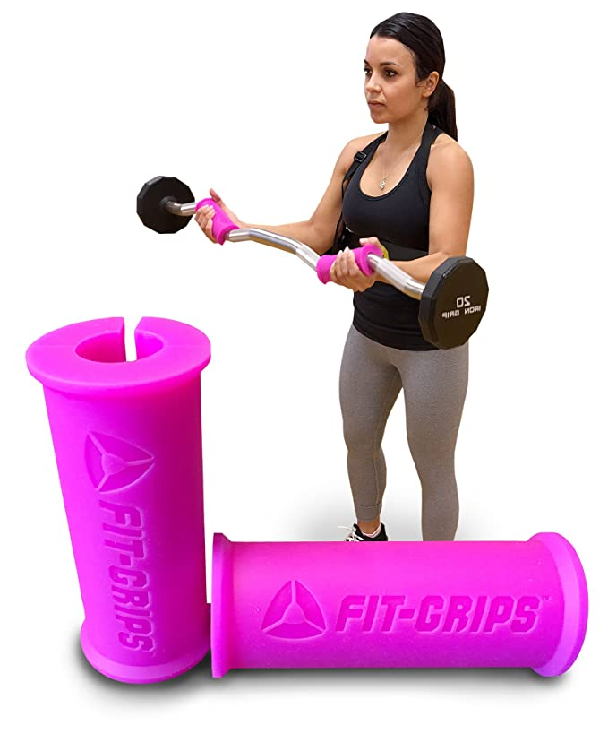 FIT Agarres 1.75 - Grueso/Fat Bar Entrenamiento: Amazon.es: Deportes y aire libre