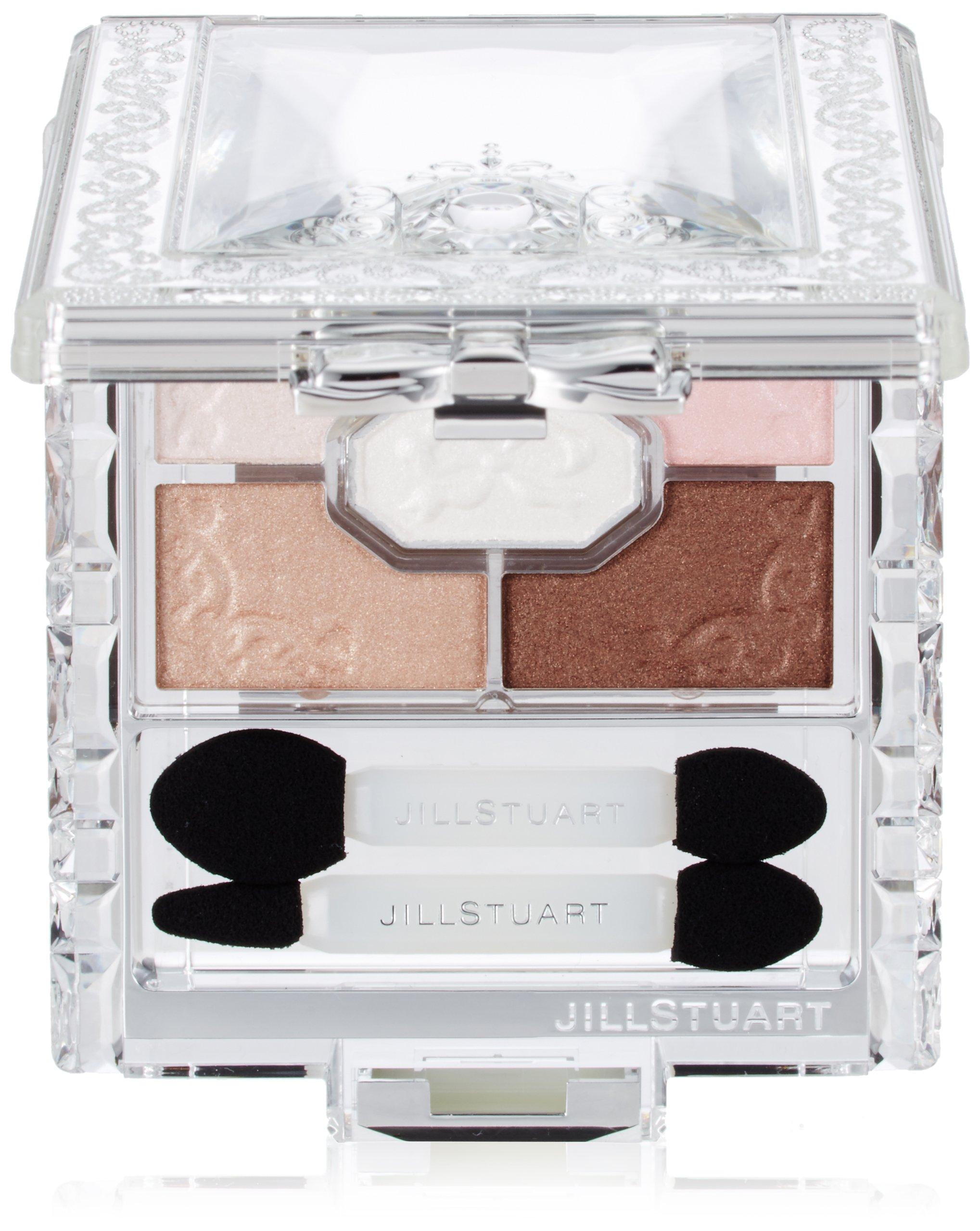 Jill Stuart Ribbon Couture Eyes 0.16oz, 4.7g 01 Engagement Lace