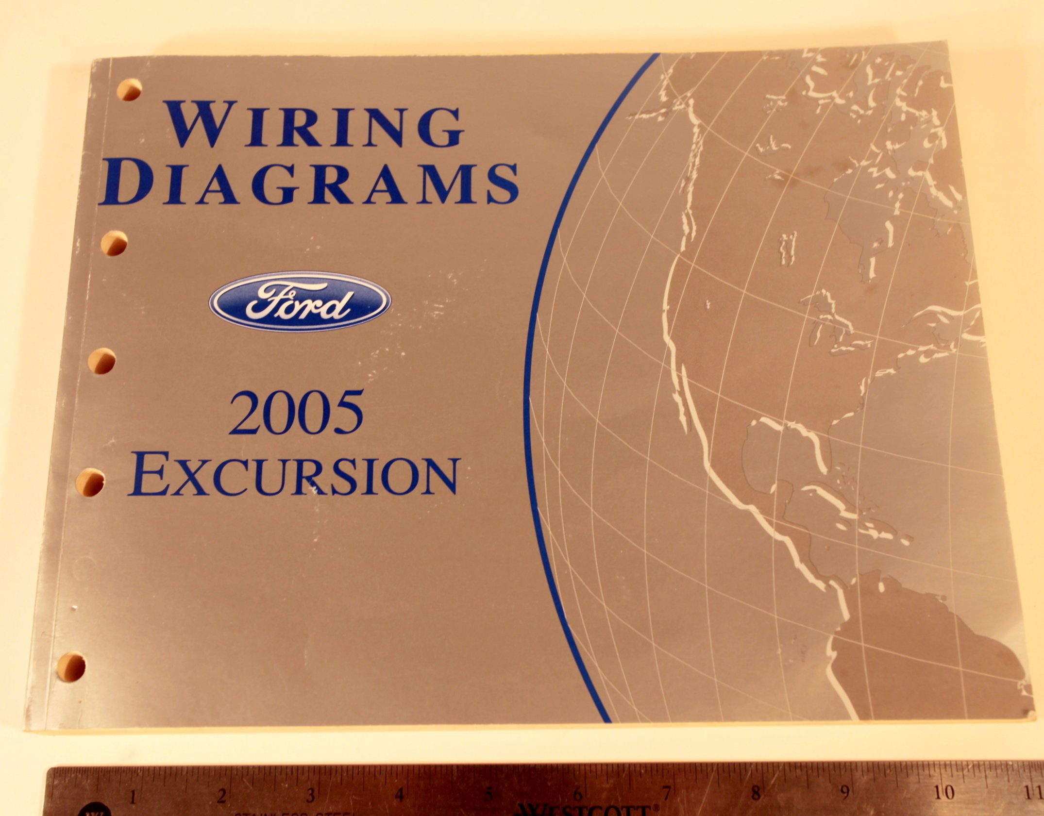2005 ford excursion wiring diagrams ford motor company 2003 ford excursion wiring diagram ford excursion wiring diagrams #14