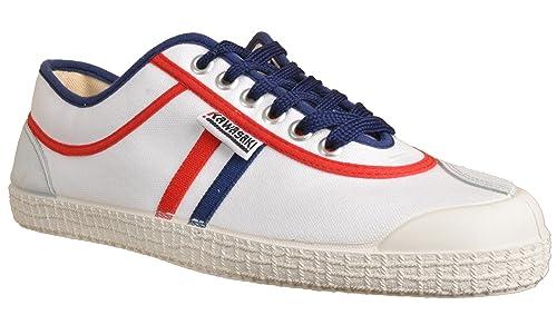 KAWASAKI 23 SPECIAL RETRO 41 WHITE-BLUE-RED. Zapatilla deportiva casual. Hombre - Mujer. Talla 41: Amazon.es: Zapatos y complementos