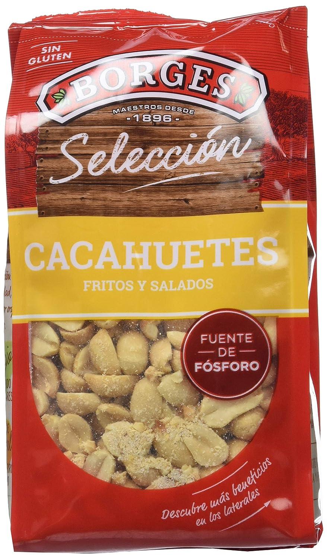 Borges - Cacahuete Repelado Frito Y Salado - 200 gr: Amazon.es: Amazon Pantry
