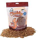 Chubby Dried Mealworms 226g Bag Wild Bird Food…