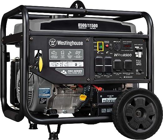 Amazon.com: Westinghouse WGen Generador portátil con ...
