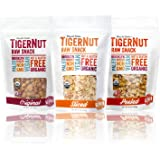 Organic TigerNuts 3-Pack: Sliced, Peeled, Original
